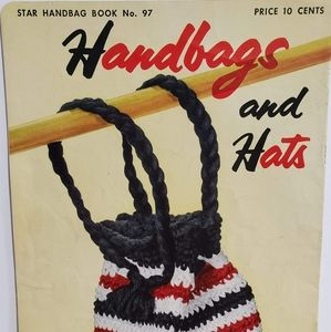 1953 Knit & Crochet Hat & Bags Patterns